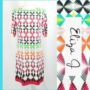 Eliza J  Midi Dress Size 6
